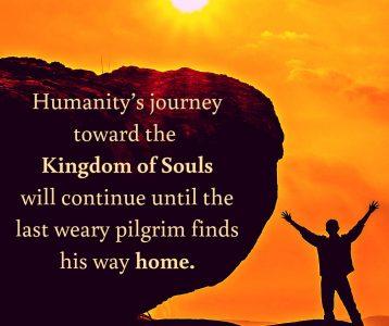 Journey towards Kingdom of Souls continue until last pilgrim finds way home