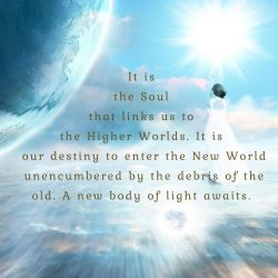 Soul links higher worlds destiny enter