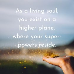 Living soul higher plane super powers