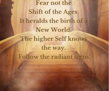 Fear not Shift of Ages New World