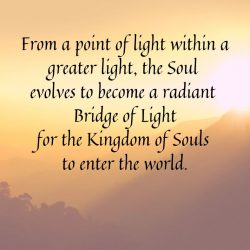 Light within greater light soul evolves bridge Kingdom Souls