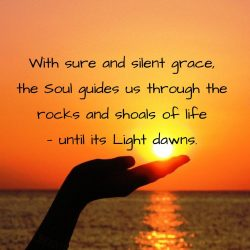 Soul grace light shoals dawn Way