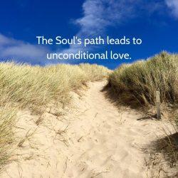 Soul love unconditional compassion forgiveness