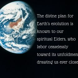 The divine plan for evolution is known