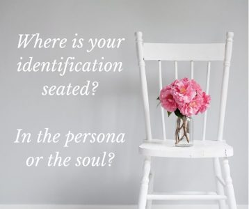 Where is your identification seated