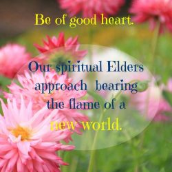 Be of good heart