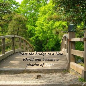 Cross the bridge to the New World