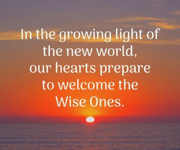 Hearts prepare to welcome the Wise Ones