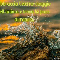 Abbraccia l eterno viaggio