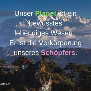 Unser Planet ist ein