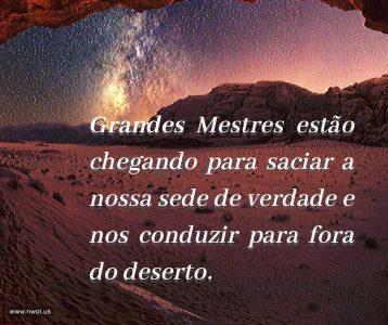 Grandes Mestres estao