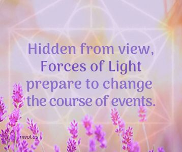 Forces of Light prepare to change the course of events