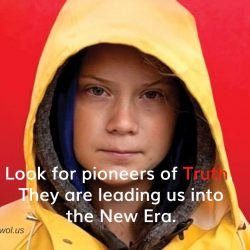 Look for pioneers of Truth