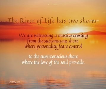 The River of Life has two shores