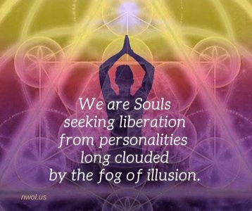 We are souls seeking liberation