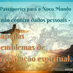 Passaportes para o Novo Mundo