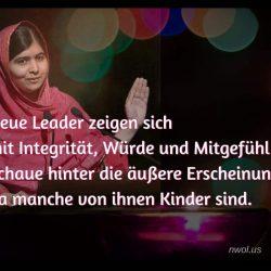 Neue Leader zeigen sich