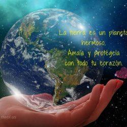 La tierra es un planeta