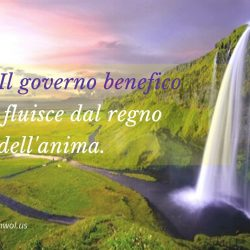 Il governo benefico