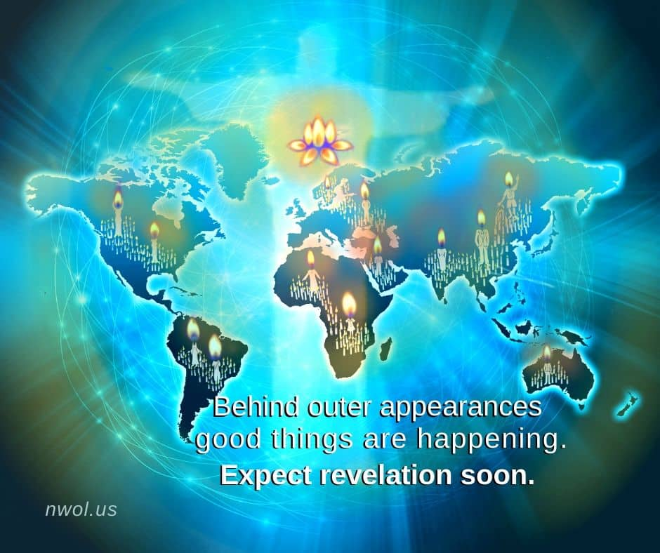 Behind outer appearances good things are happening. Expect revelation soon.