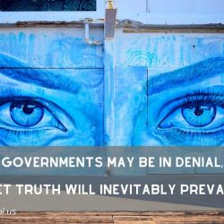 Governments may be in denial