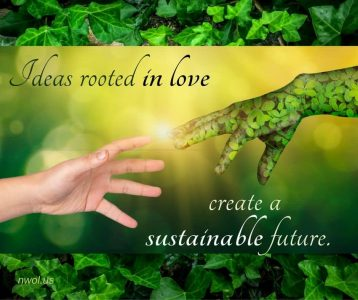 Ideas rooted in love