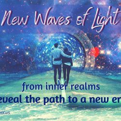 New Waves of Light from inner realms