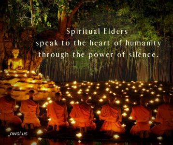 Spiritual Elders speak to the heart of humanity