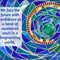 We face the future with confidence