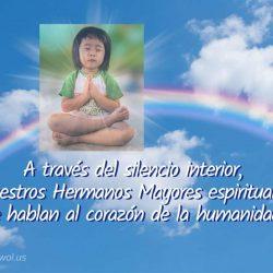 A traves del silencio interior