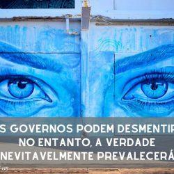 Os Governos podem desmentir