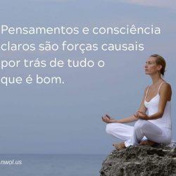 Pensamentos e consciencia