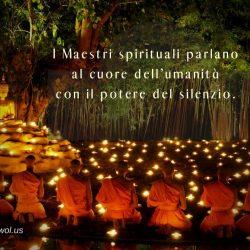 I Maestri spirituali parlano