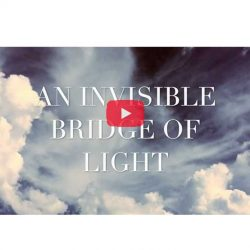 An Invisible Bridge of Light