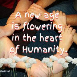 A new age is flowering