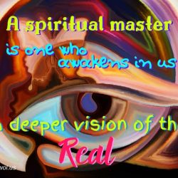 A spiritual master
