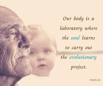 Our body is a laboratory