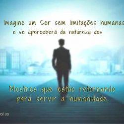 Imagine um Ser sem limitacoes humanas