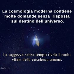 La cosmologia moderna contiene