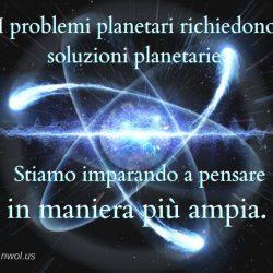 I problemi planetari richiendono