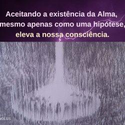 Aceitando a existencia da Alma