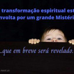 A transformacao espiritual esta
