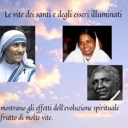 Le vite dei santi e degli esseri illuminati