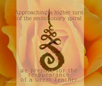 Approaching a higher turn of the evolutionary spiral