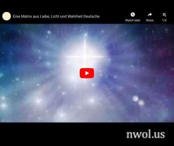 Eine Matrix aus Liebe, Licht und Wahrheit