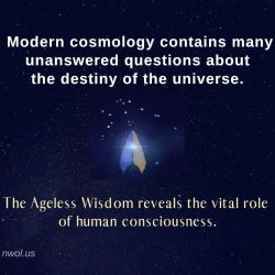 Modern cosmology contains many unanswered questions