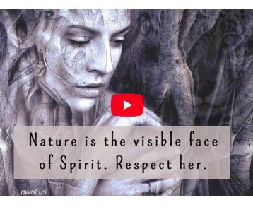 Nature Is Spirit and Transforming
