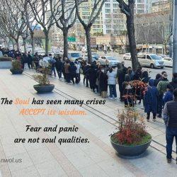 The Soul has seen many crises