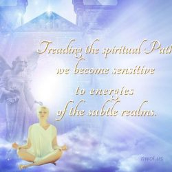 Treading the spiritual Path