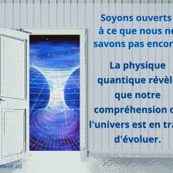 Soyons ouverts